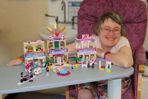 Hospice staff makes patient's dream come true