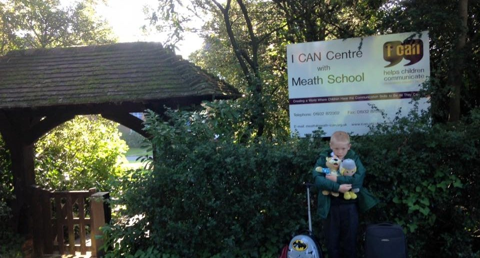 Specialist School Transforms Life of Eight Year Old with SLCN