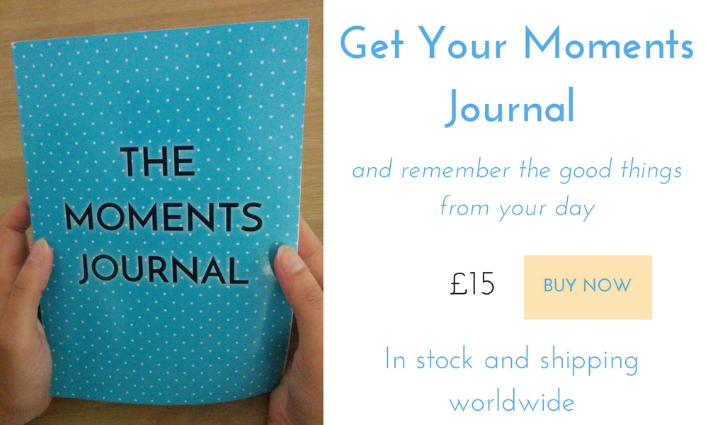 Get Your Moments Journal