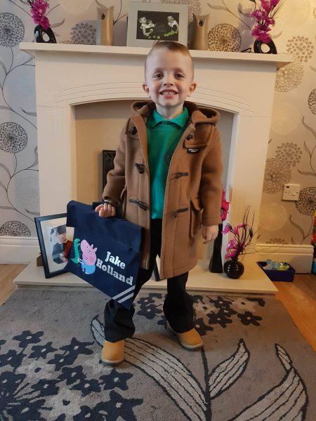 Boy Who Was Predicted to Never Walk or Talk Starts School