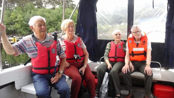 Dementia Adventure holidays give travel loving couple chance to continue exploring