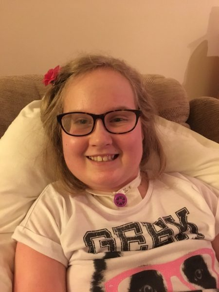 Eleven Year Old Maisie Returns Home After 259 Day Stay in Hospital