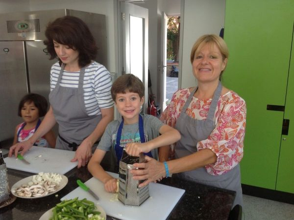 Central Street Cookery Class success: St Luke's charity starts new classes for families after popular demand