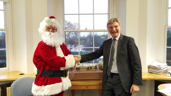 London Business School Community Toy Drive Ensures Local Children Have Presents to Open at Christmas