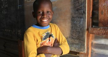 Education makeover, courtesy of UK Charity Porridge and Rice