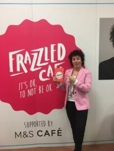 M&S Host Mental Health Drop-ins as part of Ruby Wax's Frazzled Café Project