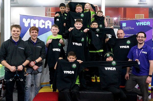 YMCA give Local Youngsters a Boost Following Devastating Fire