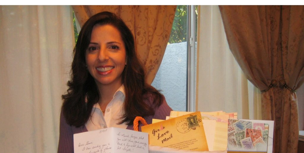 The Gift of Hand-Written Letters to Women Newly Diagnosed with Breast Cancer