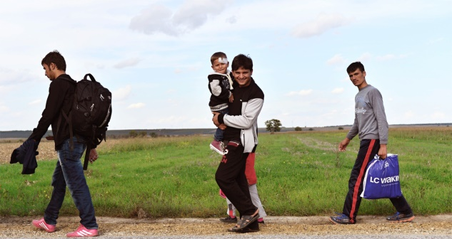 Humanising the refugee route