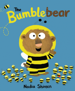 Every Reception Age Child in England to Receive Free Copy of The Bumblebear