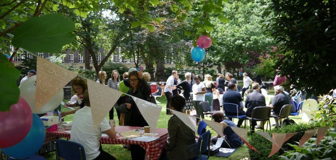Picnic in Memory of Jo Cox MP brings community in Camden closer together