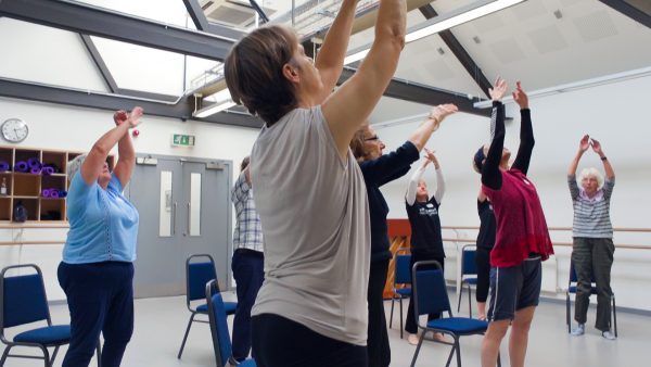 Scottish Ballet Steps Out to Become Dementia Friendly