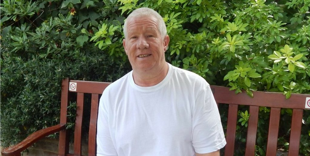 Volunteering Gives Man Confidence to Get His First Qualifications at the Age of 54