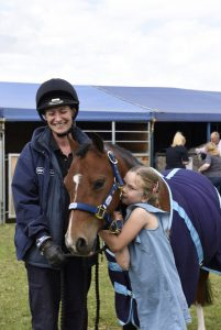 A dozen lucky rescue ponies find new homes at Equifest