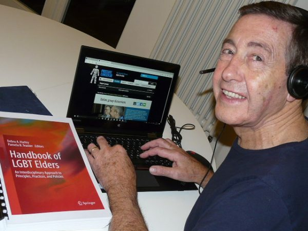 Charities open new online discussion group for LGBT patients affected by prostate cancer
