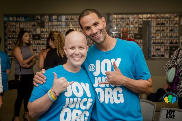 A Man's Positive Attitude Through Cancer Battle Inspires Makeovers for Teens Battling the Disease, Helping Them Feel Beautiful Again