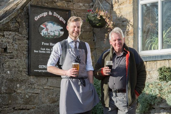 Local Pubs and Village Shops Owned By community Co-operatives are Prospering