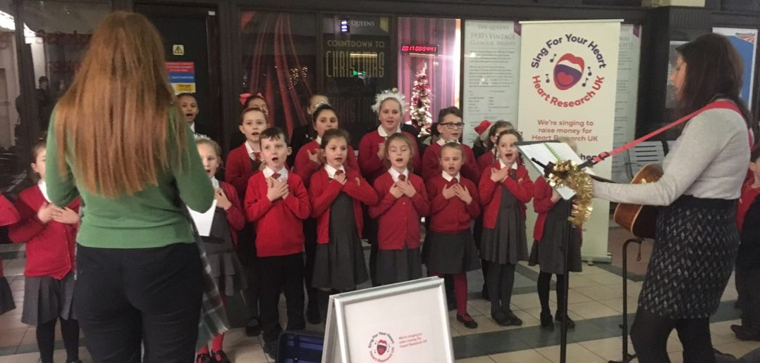 Sing For Your Heart Brightens Up Commuters Journeys Across Yorkshire