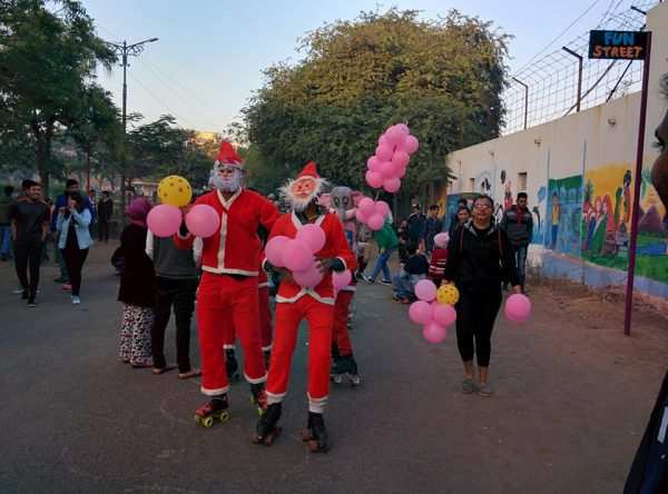 Thousands Go Offline and Enjoy Traffic-Free Fun on Sunday Mornings in Rajkot