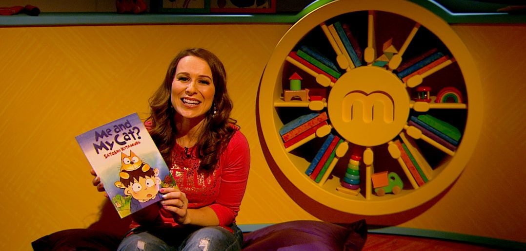 Channel 5 Team Up With UK Charity to Get Kids Reading More