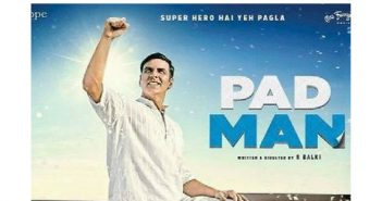 Bollywood Film Pad Man Celebrates Social Entrepreneur Who is Breaking Taboos Surrounding Menstruation