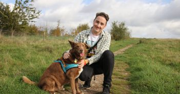 """""""I couldn't get through each day without my rescue dog"""" - Dog-lover with Asperger Syndrome's Life Has Been Transformed"""