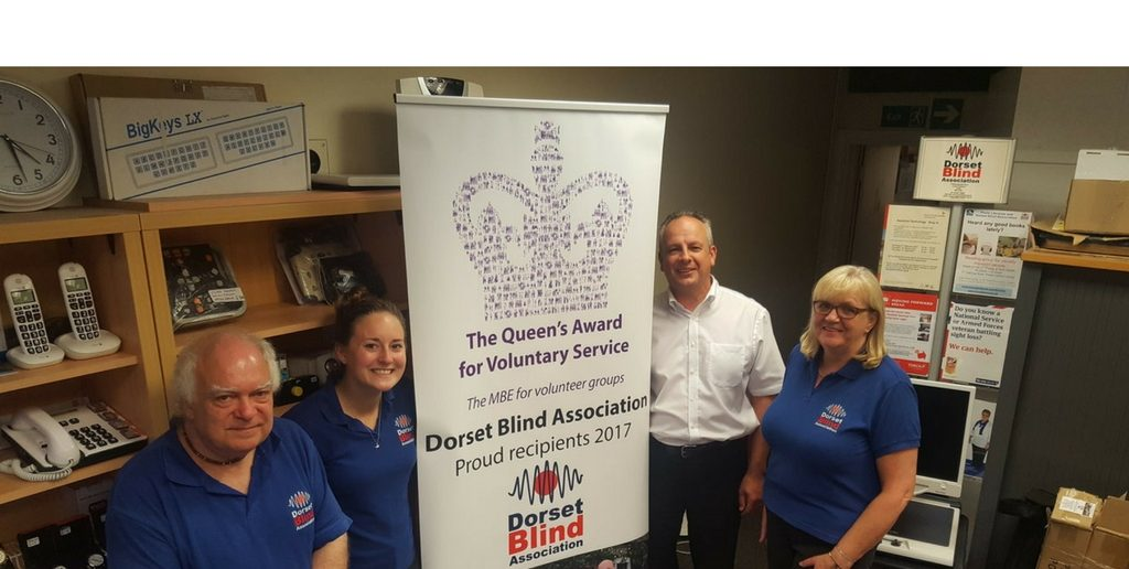 Dorset Blind Association celebrates 100 years of helping blind and visually impaired people