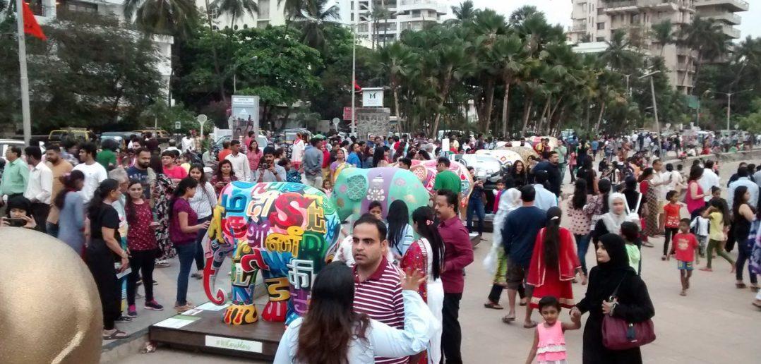 Elephant Parade Raises Awareness for Endangered Asian Elephants
