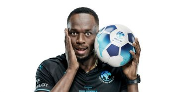 Usain Bolt to Play First Official Football Match at Old Trafford for Soccer Aid for UNICEF