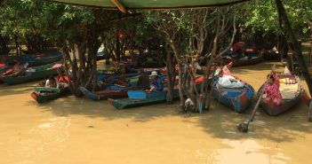 Eco-tourism drive in Cambodia