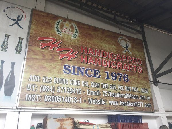 Vietnam Friendship Villages Helping People Impacted by the War