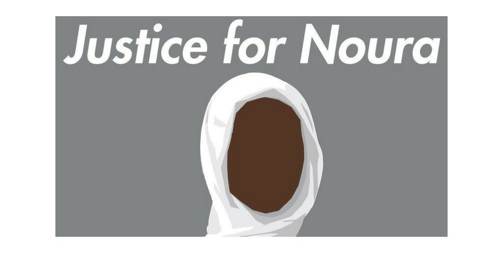 #JusticeForNoura as Sudan overturns death sentence for teen who killed her husband after he raped her