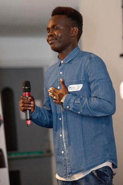 Teenage Refugee Volunteers to Return Kindness He was Shown in Birmingham