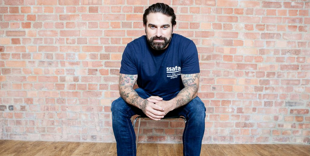 Ant Middleton Fund launched to help veterans get back on their feet