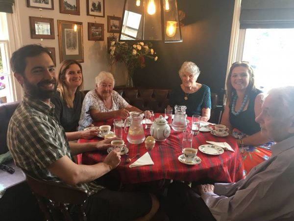 A Charity Fostering Friendship Between the Elderly