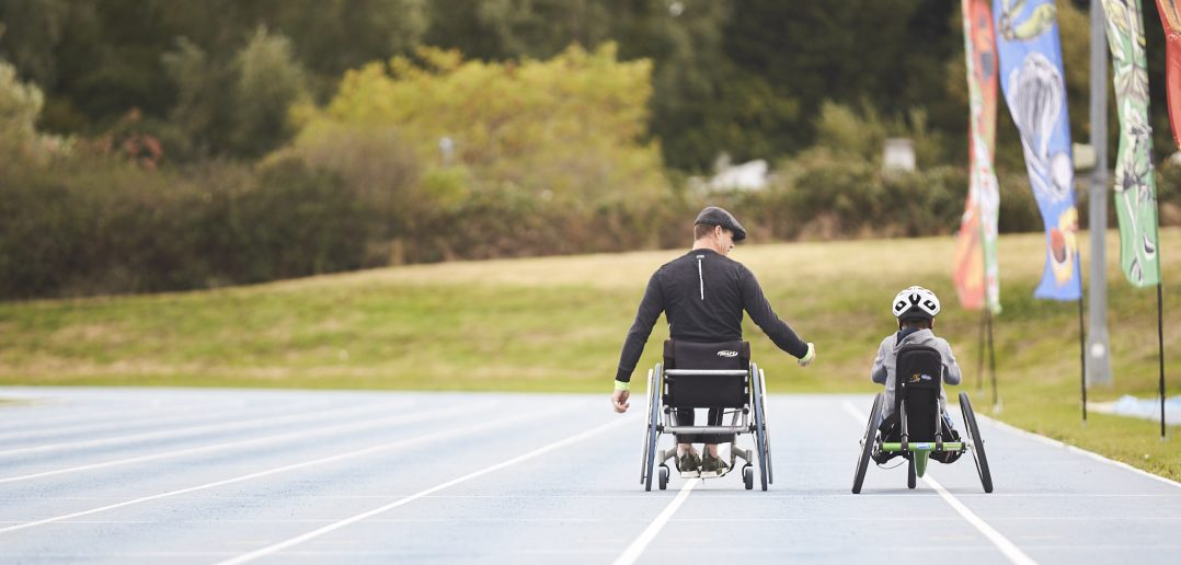 National Junior Games Helps Children with a Disability Discover New Sports