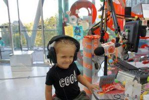 Biggest Children's Hospital Radio Station in UK Celebrates 10th Birthday at Evelina London Children's Hospital