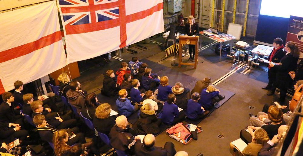 WW1 Charity Helping Children Commemorate the Great War