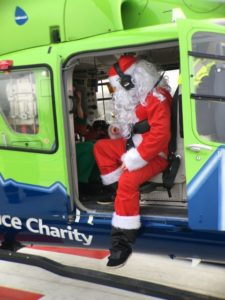 Local Air Ambulance Seeks Young Patients to Join Christmas Party