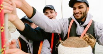 Tall Ships Giving Young People Life Changing Experiences at Sea
