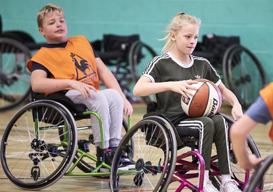 Feel Inspired Primary and Junior Sports Camps Get Underway at Stoke Mandeville Stadium