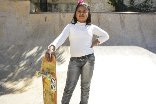 How Skateboarding is Helping Young Refugees