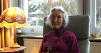 96 Year Old Barbara Hall MBE Shares Her Story and Tips to a Happy Life