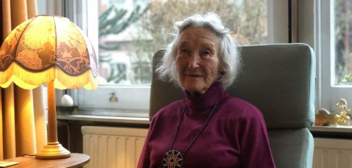 96 Year Old Barbara Hall MBE Shares Her Incredible Story and Tips to a Happy Life