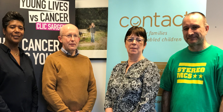 Two Scottish Charities Join Forces in Fight Against Cancer