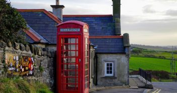 What Would You Do With Your Local, Unused Phone Box?