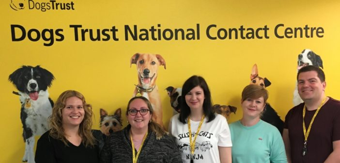 Dogs Trust's Contact Centre Celebrates 5 Years and 1.5 Million Calls