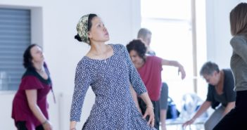 Creative dance project to support women affected by cancer