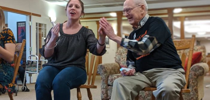 Assisted Living Facility Helps Keep Seniors Active and Connected to Community Through Charity