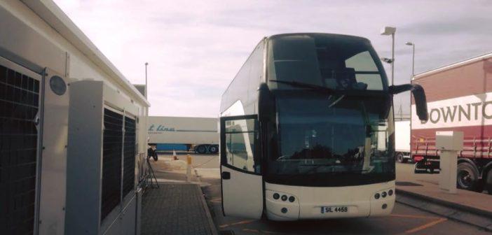Sleeper Bus Helps Give Homeless People a Place to Sleep